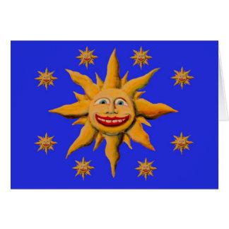 Sending a Little Sunshine Greeting Card