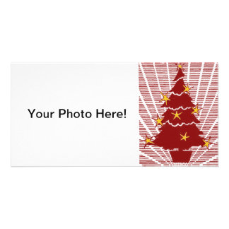 Sending Christmas cheer Picture Card