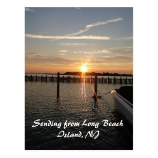Sending from LBI Postcard