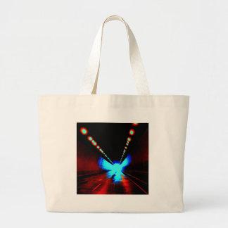 sending light tote bag