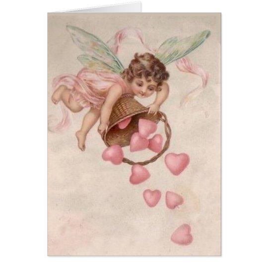 Sending Love Your Way - Valentine Card