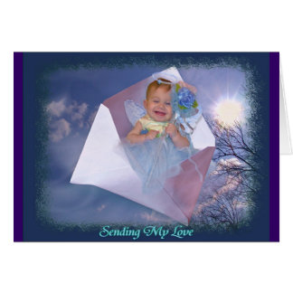 Sending My Love - Card