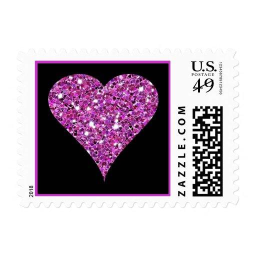 Sending My Love ! - SRF Postage Stamp