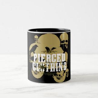 Sending the Ravens Two-Tone Coffee Mug