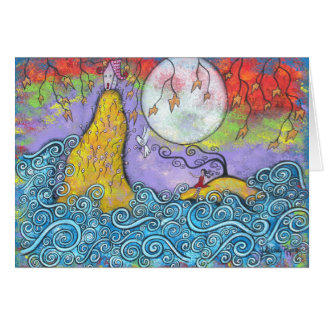 Sending You Peace Note Card