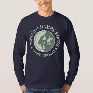 Seneca & Champe Rocks (Climbing) T-Shirt