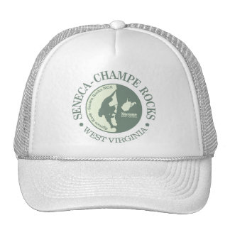 Seneca & Champe Rocks (Climbing) Trucker Hat
