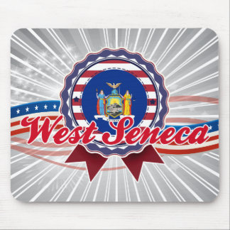 Seneca del oeste, NY Mousepad