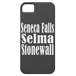 Seneca Falls Selma Stonewall Iphone 5 case