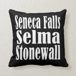 Seneca Falls Selma Stonewall Pillow