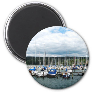 Seneca Lake Fridge Magnet