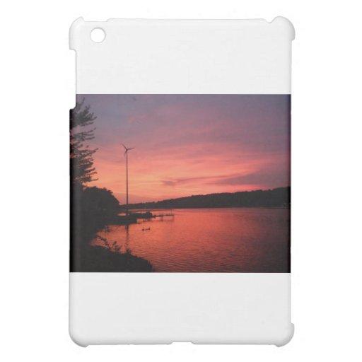 Seneca River Sunset iPad Mini Case