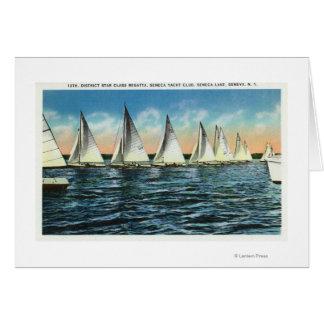 Seneca Yacht Club Card