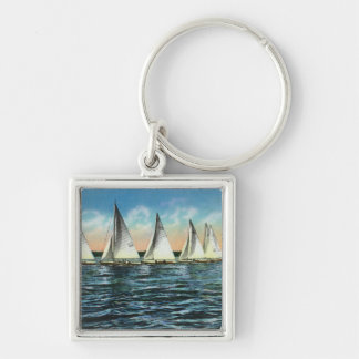 Seneca Yacht Club Key Chain