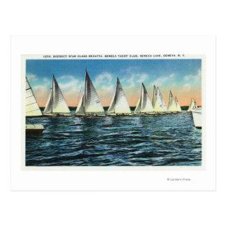 Seneca Yacht Club Postcard