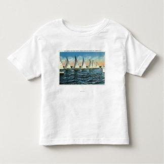 Seneca Yacht Club Toddler T-shirt