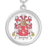 Senechal Family Crest Custom Jewelry