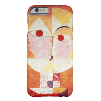 Senecio by Paul Klee Barely There iPhone 6 Case