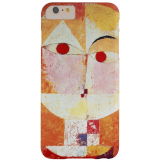 Senecio by Paul Klee Barely There iPhone 6 Plus Case