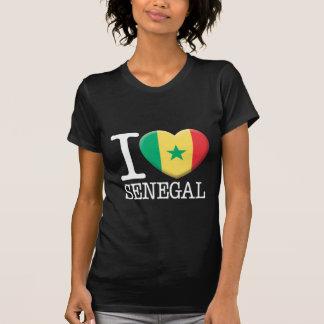 Senegal 2 tee shirt