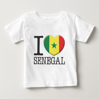 Senegal Baby T-Shirt
