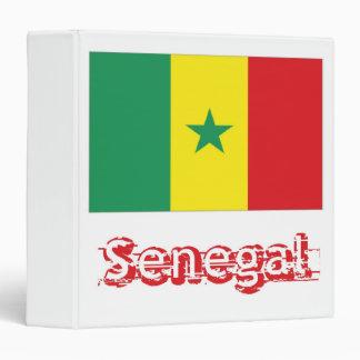 Senegal 3 Ring Binder