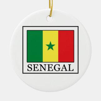 Senegal Ceramic Ornament