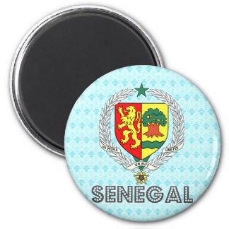 Senegal Coat of Arms Magnet