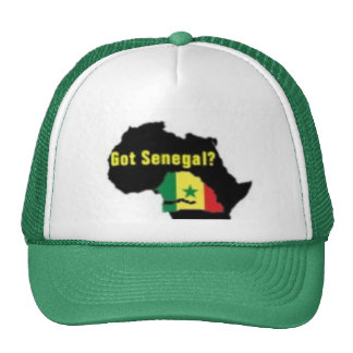 Senegal Coat of arms T-shirt And Etc Mesh Hats