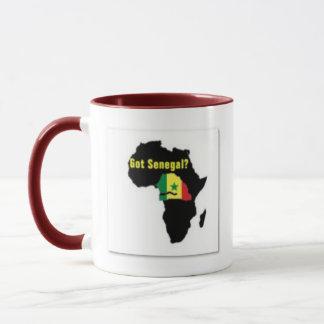 Senegal Coat of arms T-shirt And Etc Mug