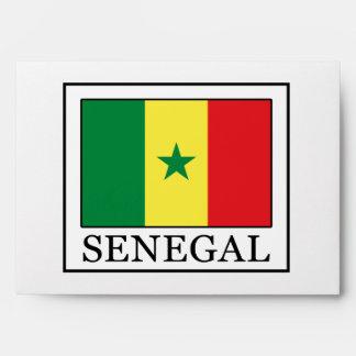 Senegal Envelope