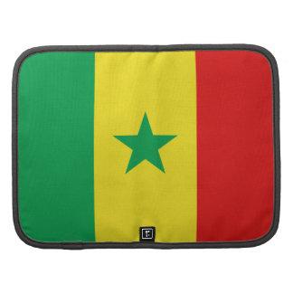 Senegal Flag Folio Organizer