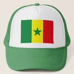 Senegal Flag Hat