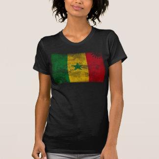 Senegal Flag Tee Shirt