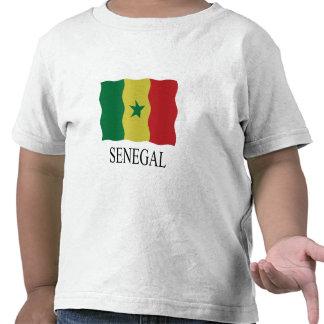 Senegal flag tees