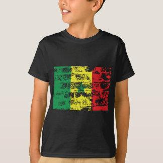 Senegal Flag World T-Shirt