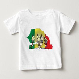 Senegal Futbol Baby T-Shirt