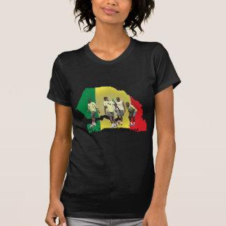 Senegal Futbol Tshirt