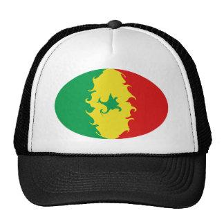 Senegal Gnarly Flag Hat