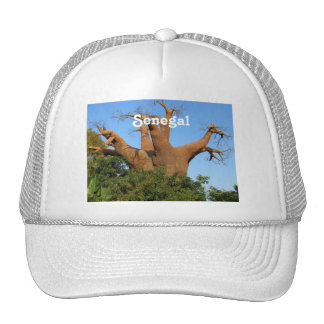 Senegal Hat