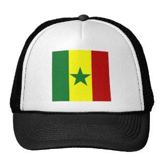 Senegal High quality Flag Trucker Hats