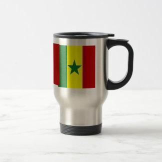 Senegal High quality Flag Mugs