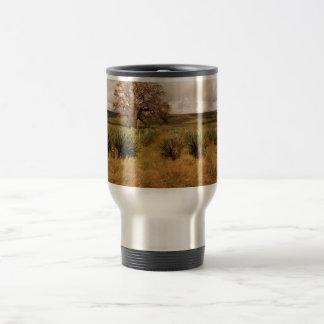 Senegal Landscape Coffee Mugs