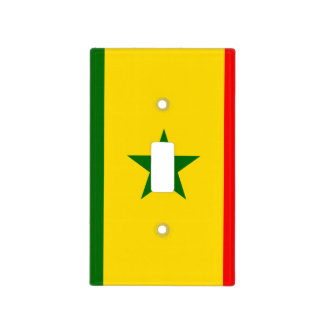 Senegal Switch Plate Covers