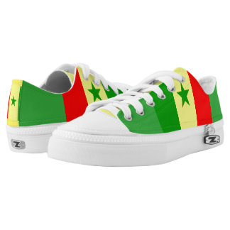 SENEGAL Low-Top SNEAKERS