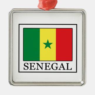 Senegal Metal Ornament
