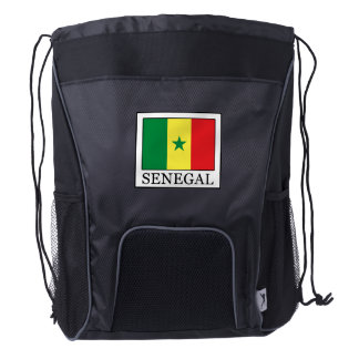 Senegal Mochila De Cordón