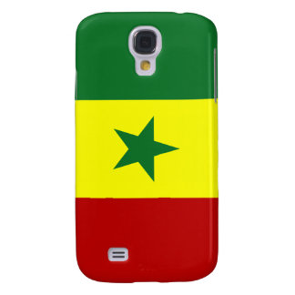 Senegal National Flag Samsung Galaxy S4 Cover