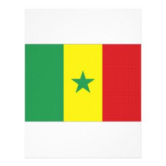 Senegal National Flag Flyer