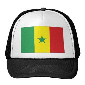 Senegal National Flag Hat